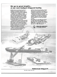 Maritime Reporter Magazine, page 25,  Aug 1983 Mississippi
