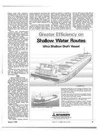Maritime Reporter Magazine, page 29,  Aug 1983 module carrier