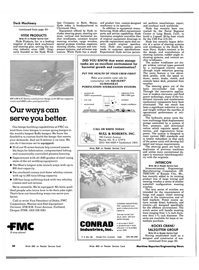 Maritime Reporter Magazine, page 32,  Aug 1983 California