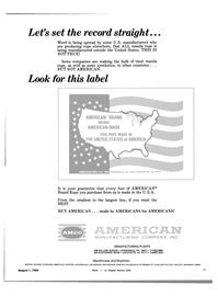 Maritime Reporter Magazine, page 33,  Aug 1983 United States