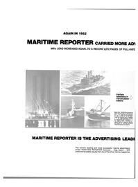 Maritime Reporter Magazine, page 38,  Aug 1983 ADI MR