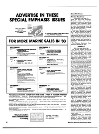 Maritime Reporter Magazine, page 40,  Aug 1983 Tennessee