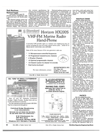 Maritime Reporter Magazine, page 42,  Aug 1983 northwest Pennsylvania