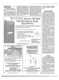 Maritime Reporter Magazine, page 42,  Aug 1983 northwest Pennsylvania