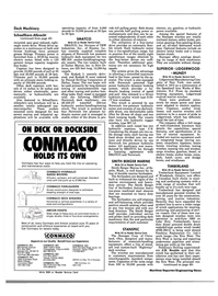 Maritime Reporter Magazine, page 44,  Aug 1983 Washington