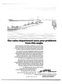 Maritime Reporter Magazine, page 45,  Aug 1983 Customer Service