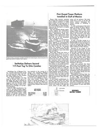 Maritime Reporter Magazine, page 50,  Aug 1983 less structural steel