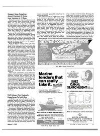 Maritime Reporter Magazine, page 63,  Aug 1983 Oregon