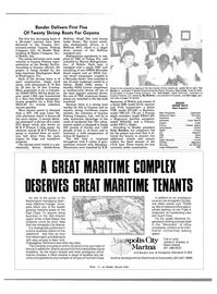 Maritime Reporter Magazine, page 71,  Aug 1983 Florida