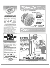 Maritime Reporter Magazine, page 75,  Aug 1983 North Carolina