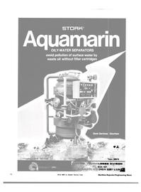 Maritime Reporter Magazine, page 76,  Aug 1983