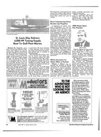 Maritime Reporter Magazine, page 8,  Oct 1983 California