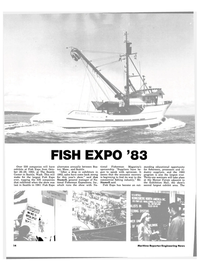 Maritime Reporter Magazine, page 12,  Oct 1983 Seattle Center in Seattle