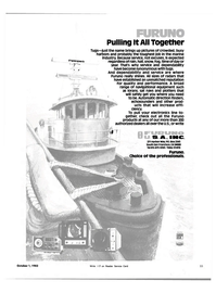 Maritime Reporter Magazine, page 19,  Oct 1983 navigational equipment