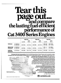 Maritime Reporter Magazine, page 31,  Oct 1983 Caterpillar Tractor Co.