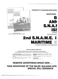 Maritime Reporter Magazine, page 44,  Oct 1983 port PRntEQQinu Al MEM