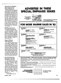 Maritime Reporter Magazine, page 57,  Oct 1983 Maryland