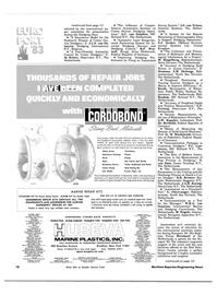 Maritime Reporter Magazine, page 12,  Oct 15, 1983 Arabian Gulf