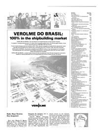 Maritime Reporter Magazine, page 18,  Oct 15, 1983 GEORG SCHUENEMANN