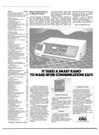 Maritime Reporter Magazine, page 21,  Oct 15, 1983 V. 22