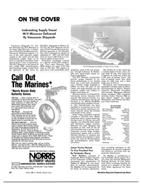Maritime Reporter Magazine, page 24,  Oct 15, 1983