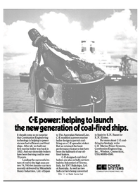 Maritime Reporter Magazine, page 27,  Oct 15, 1983 oil