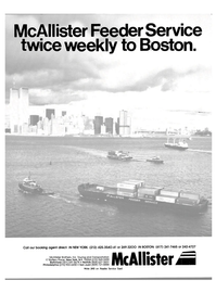 Maritime Reporter Magazine, page 1,  Oct 15, 1983 McAllister Brothers Inc.