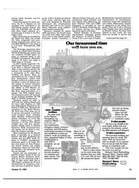 Maritime Reporter Magazine, page 33,  Oct 15, 1983