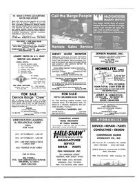 Maritime Reporter Magazine, page 49,  Oct 15, 1983