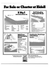 Maritime Reporter Magazine, page 50,  Oct 15, 1983
