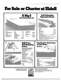 Maritime Reporter Magazine, page 52,  Oct 15, 1983