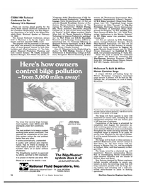 Maritime Reporter Magazine, page 16,  Nov 1983