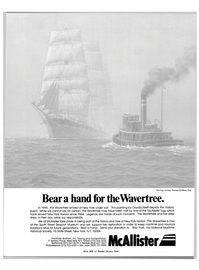 Maritime Reporter Magazine, page 1,  Nov 1983 South Street Seaport Museum