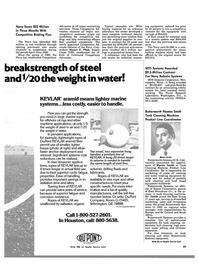 Maritime Reporter Magazine, page 29,  Nov 1983 Central Africa