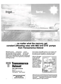 Maritime Reporter Magazine, page 37,  Nov 1983 oil pumping