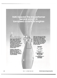 Maritime Reporter Magazine, page 40,  Nov 1983 Texaco Ltd. International
