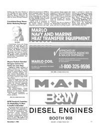 Maritime Reporter Magazine, page 47,  Nov 1983
