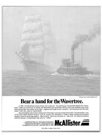 Maritime Reporter Magazine, page 3,  Nov 1983 South Street Seaport Museum