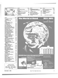 Maritime Reporter Magazine, page 53,  Nov 1983