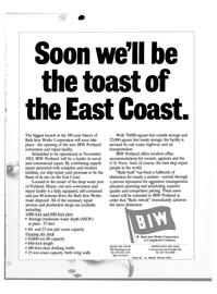 Maritime Reporter Magazine, page 61,  Nov 1983