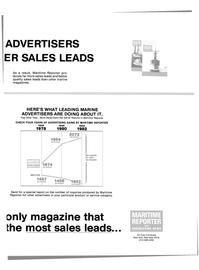Maritime Reporter Magazine, page 65,  Nov 1983