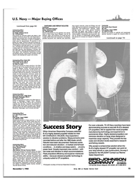 Maritime Reporter Magazine, page 67,  Nov 1983