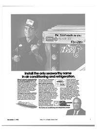 Maritime Reporter Magazine, page 5,  Nov 1983