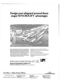 Maritime Reporter Magazine, page 70,  Nov 1983