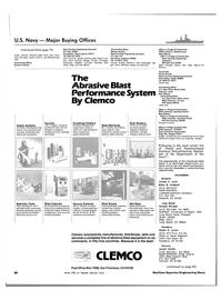Maritime Reporter Magazine, page 76,  Nov 1983