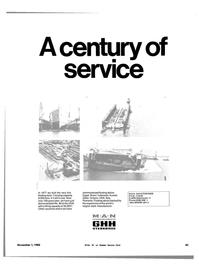 Maritime Reporter Magazine, page 81,  Nov 1983