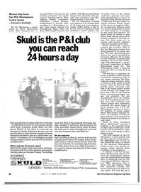 Maritime Reporter Magazine, page 84,  Nov 1983