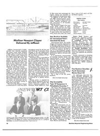 Maritime Reporter Magazine, page 8,  Nov 15, 1983