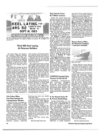 Maritime Reporter Magazine, page 10,  Nov 15, 1983