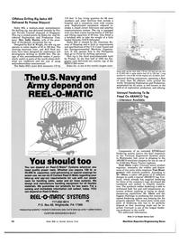 Maritime Reporter Magazine, page 12,  Nov 15, 1983